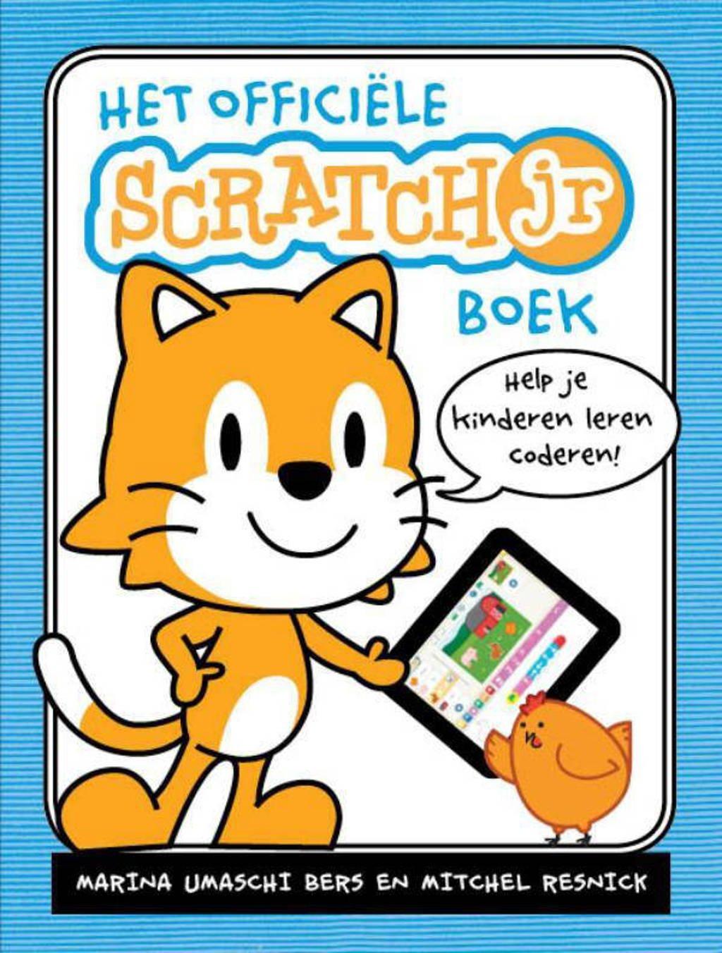 Het officiële ScratchJr boek - Marina Umaschi Bers en Mitchel Resnick