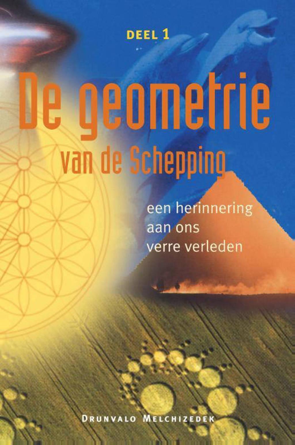 De geometrie van de Schepping - Drunvalo Melchizedek