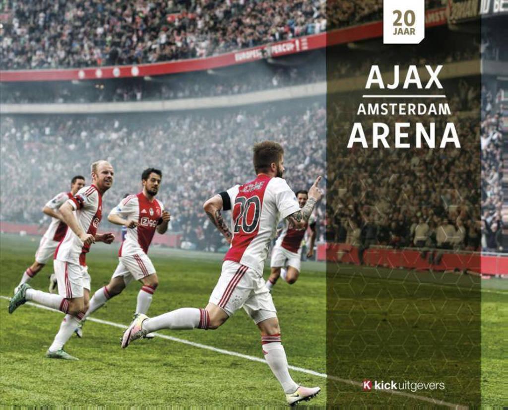 20 jaar Ajax & ArenA - Ronald Jonges en Jaap Visser