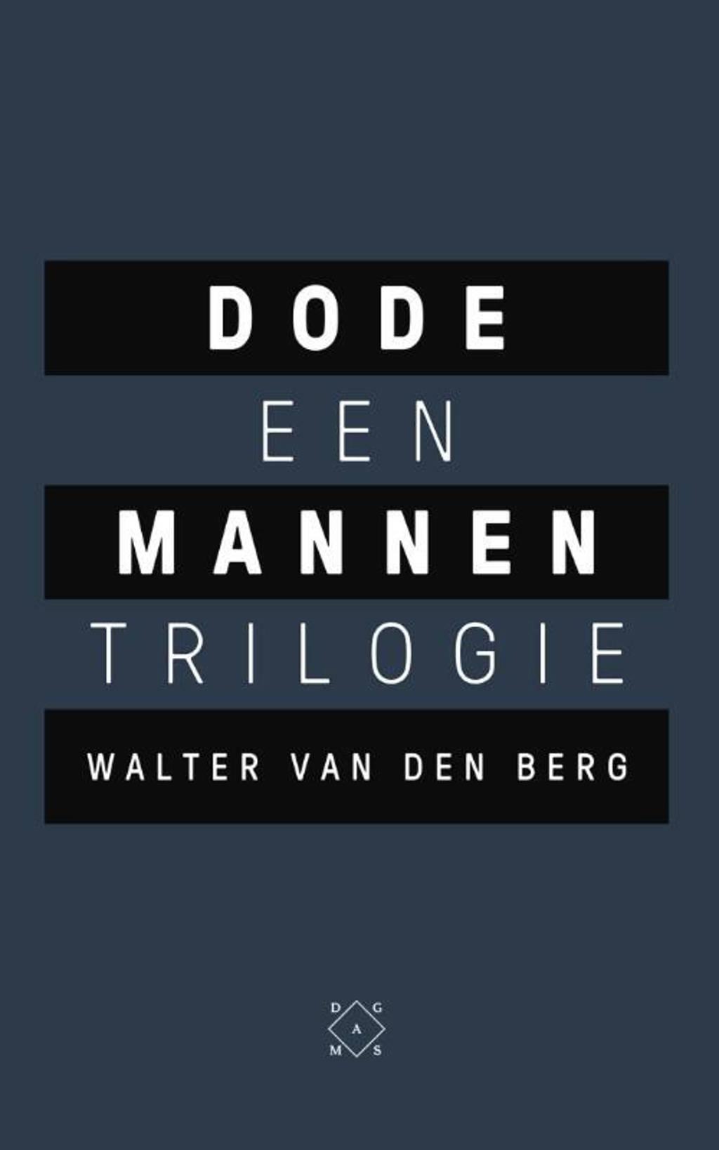 Dode mannen - Walter van den Berg