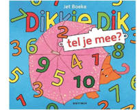 Dikkie Dik: Dikkie Dik tel je mee? + telspelletje - Jet Boeke