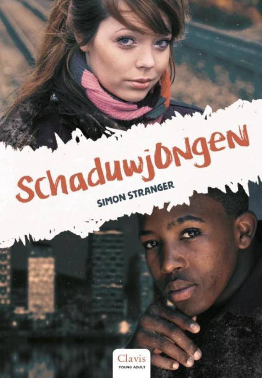 Schaduwjongen - Simon Stranger