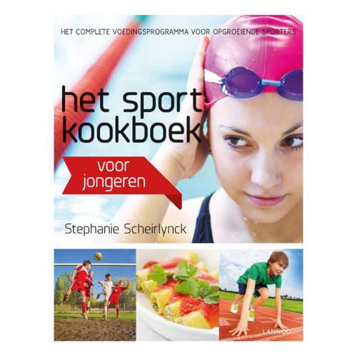 Het sportkookboek voor jongeren - Stephanie Scheir