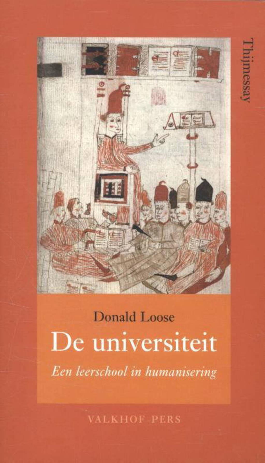 De universiteit - Donald Loose