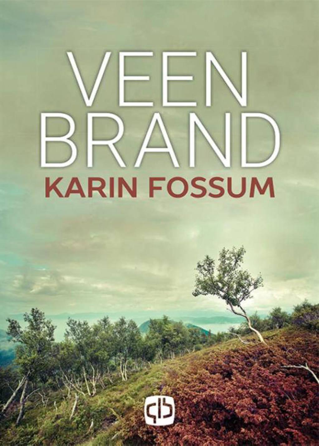 Veenbrand - Karin Fossum