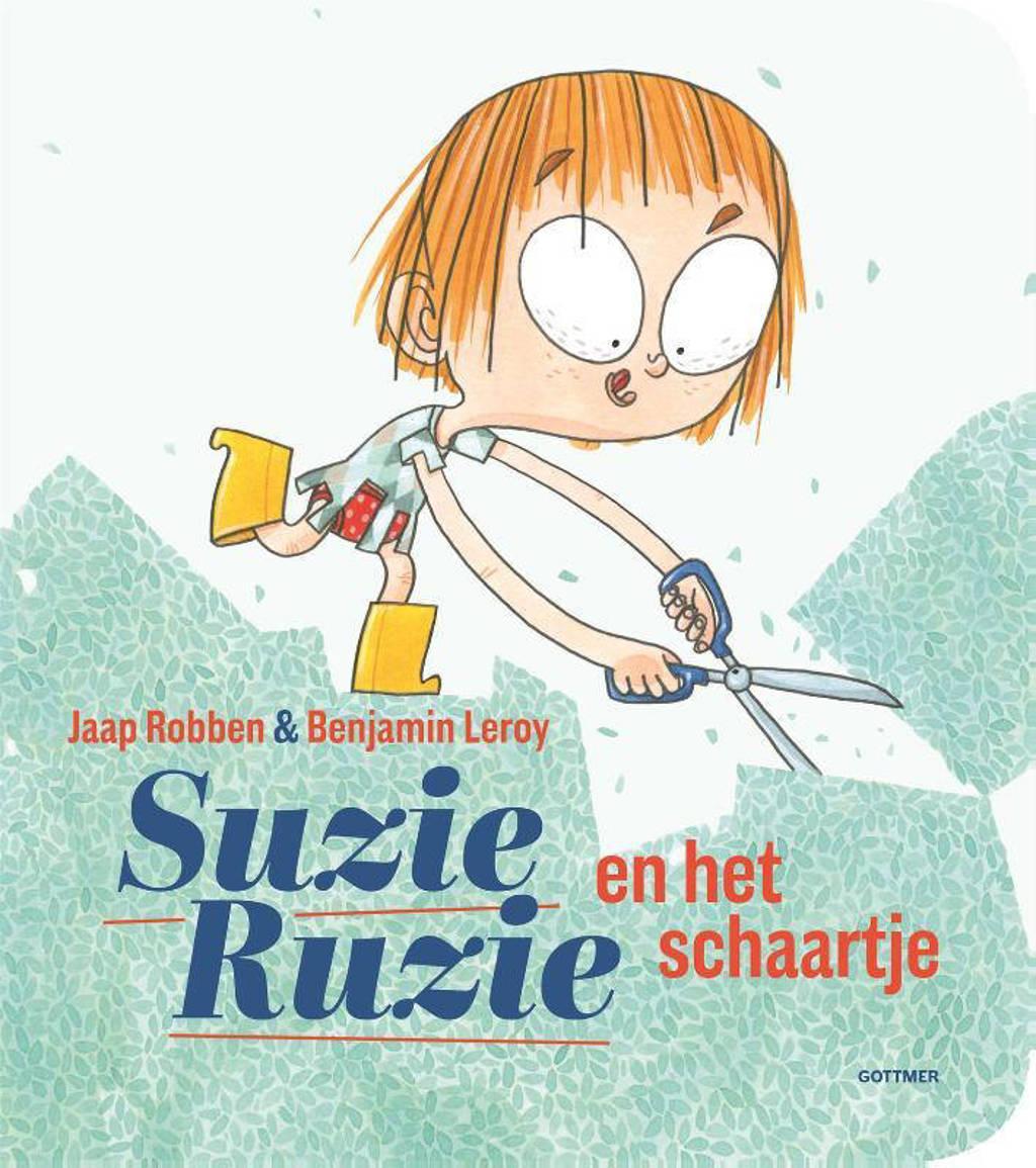 Suzie: Suzie Ruzie en het schaartje - Jaap Robben en Benjamin Leroy
