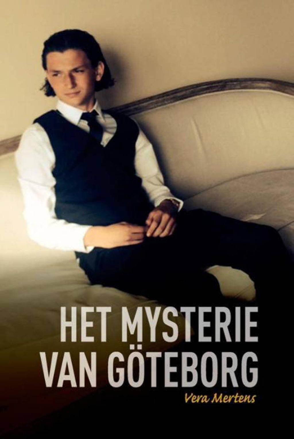 Het mysterie van Göteborg - Vera Mertens