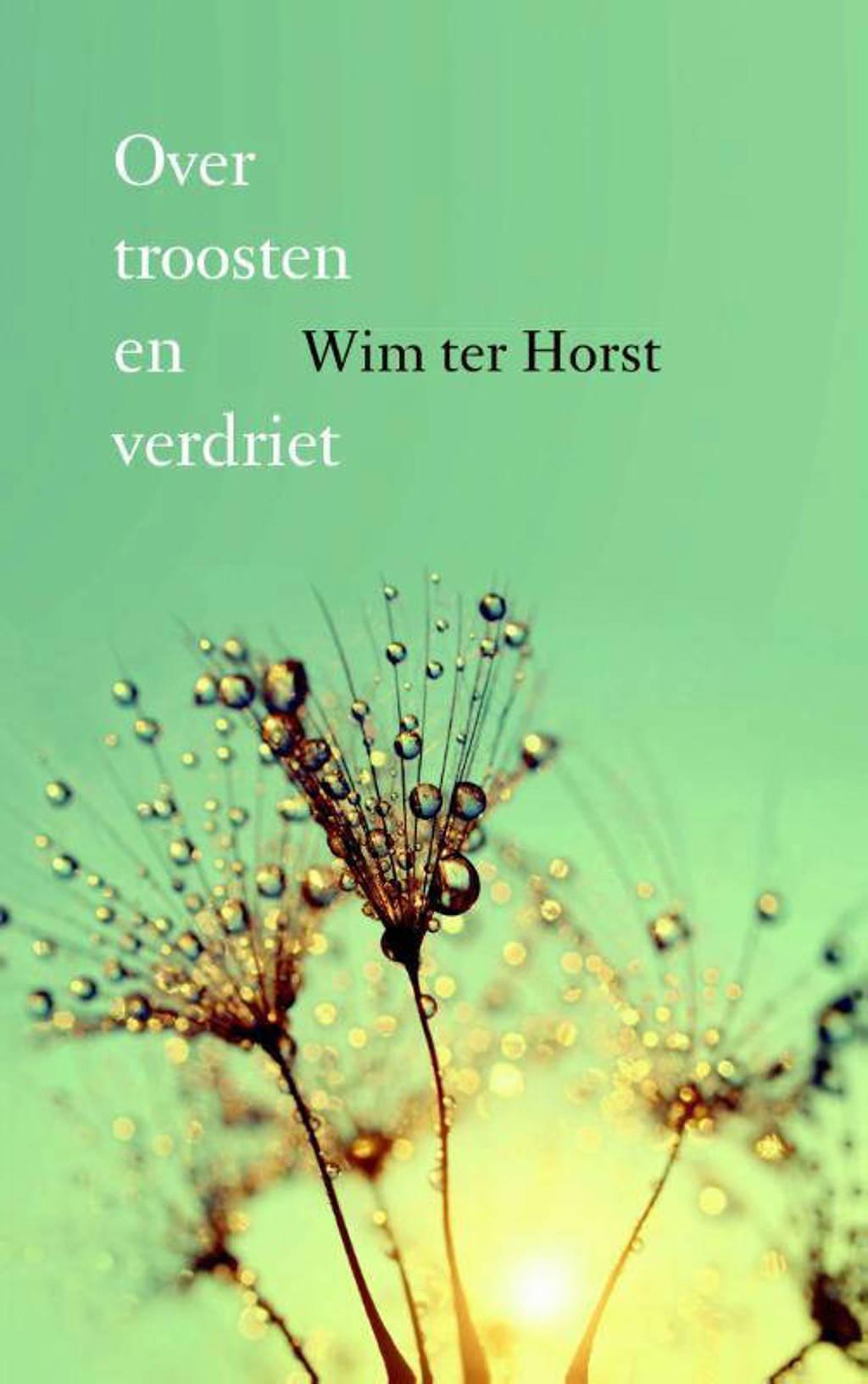 Over troosten en verdriet - Wim ter Horst