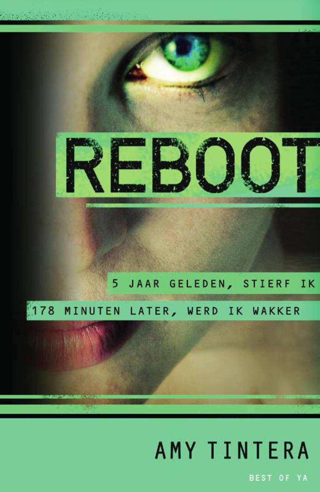 Reboot: Reboot - Amy Tintera