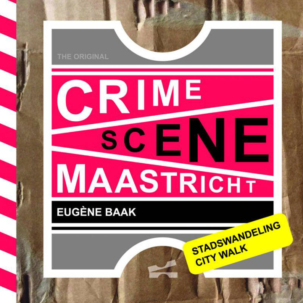 Crime scene Maastricht - Eugène Baak