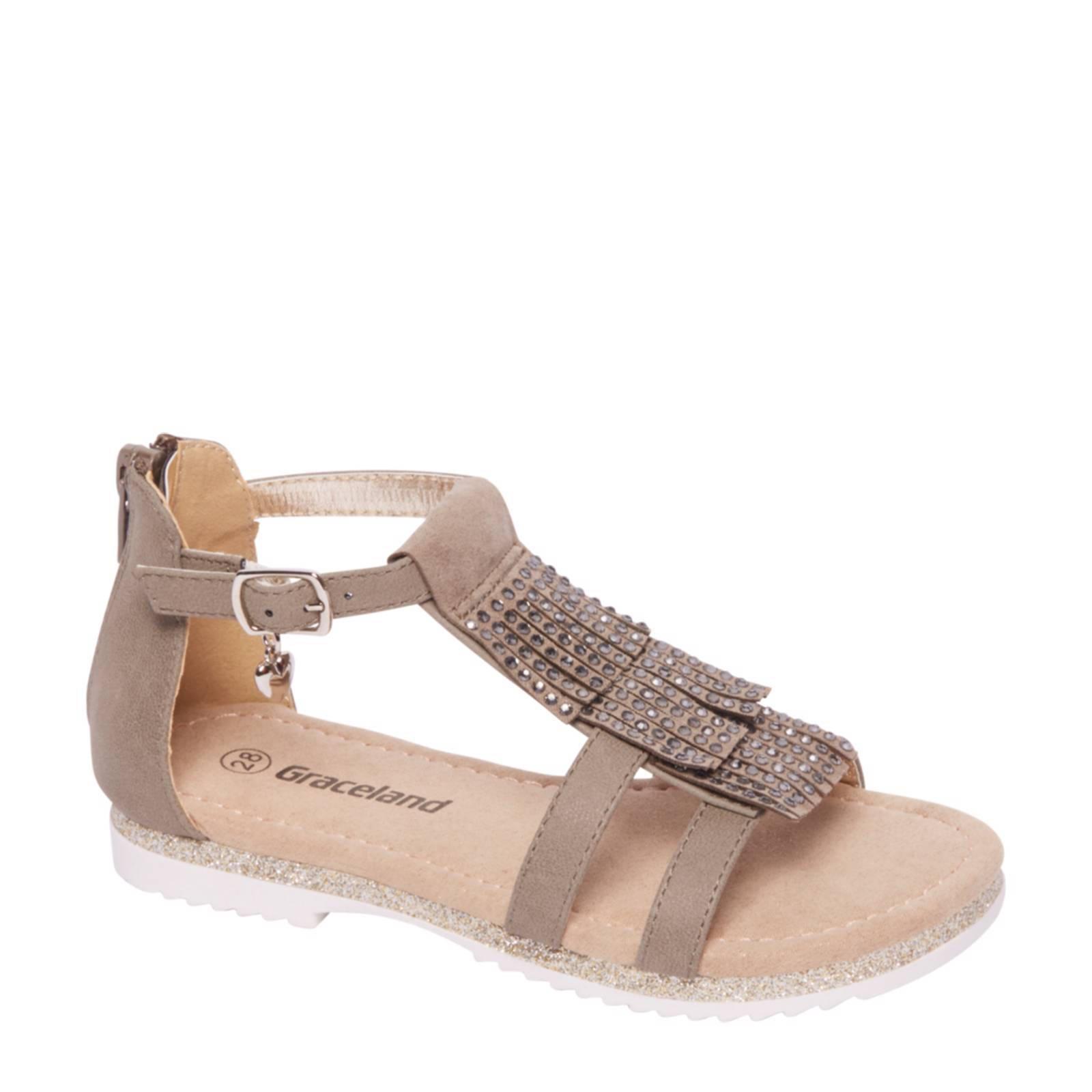 van haren meisjes sandalen