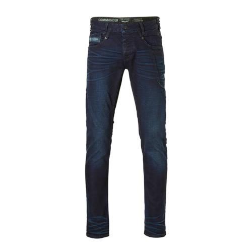 PME Legend regular fit jeans Commander donkerblauw