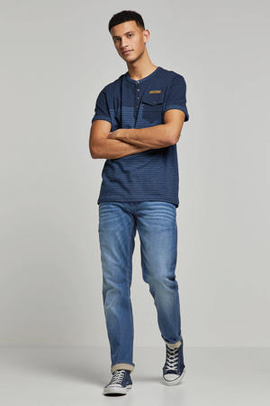 straight fit jeans Curtis mid blue