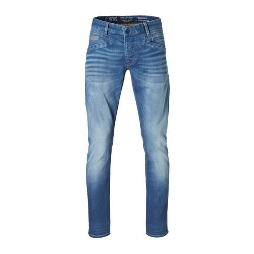 PME Legend straight fit jeans Curtis mid blue