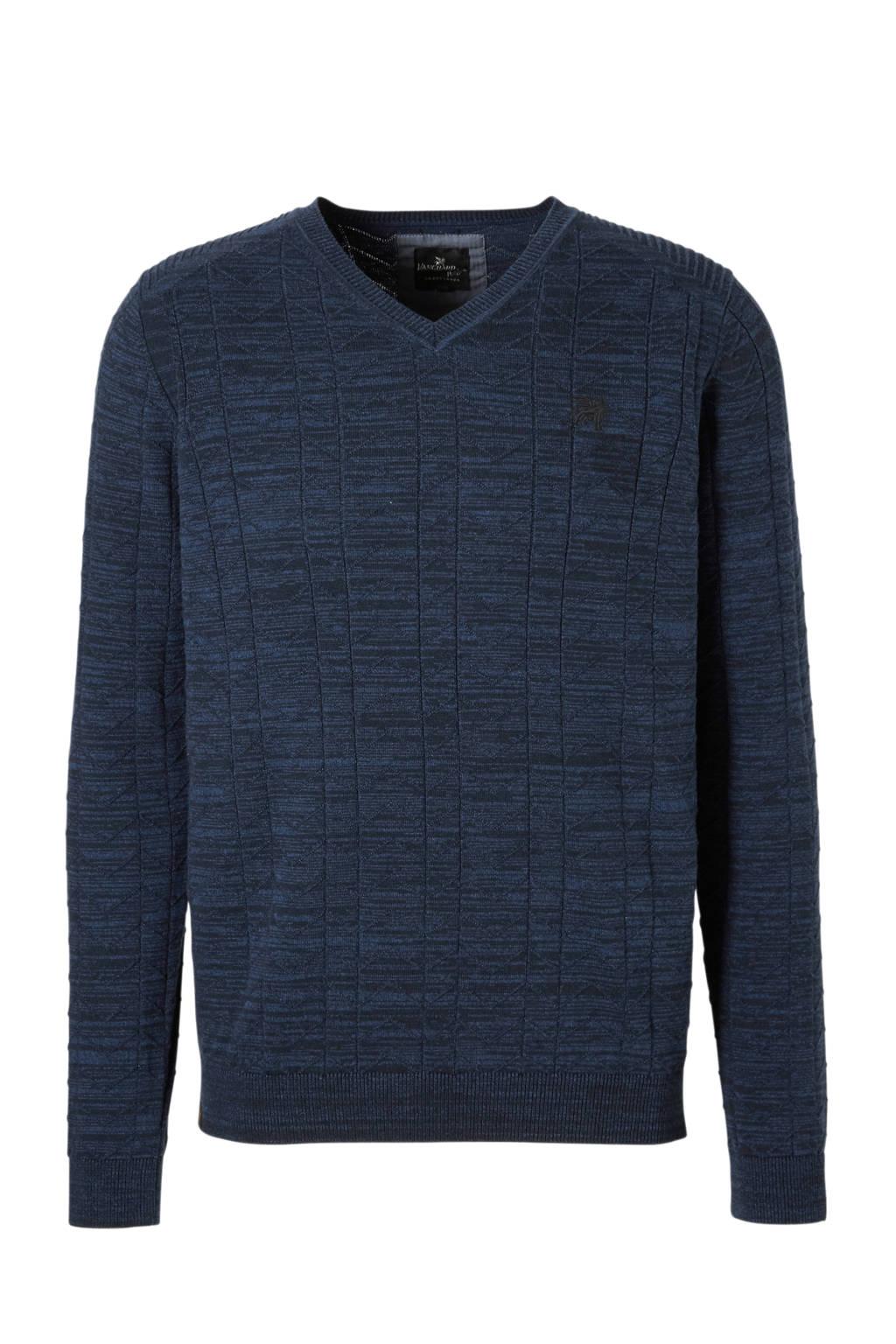 Vanguard trui, Donkerblauw