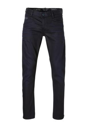 straight fit jeans Curtis zwart