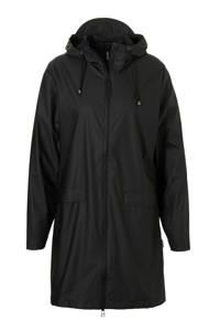 Rains W coat regenjas, Zwart