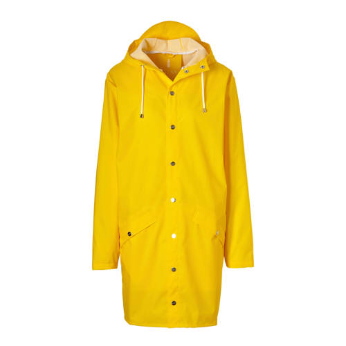 Rains long jacket regenjas kopen