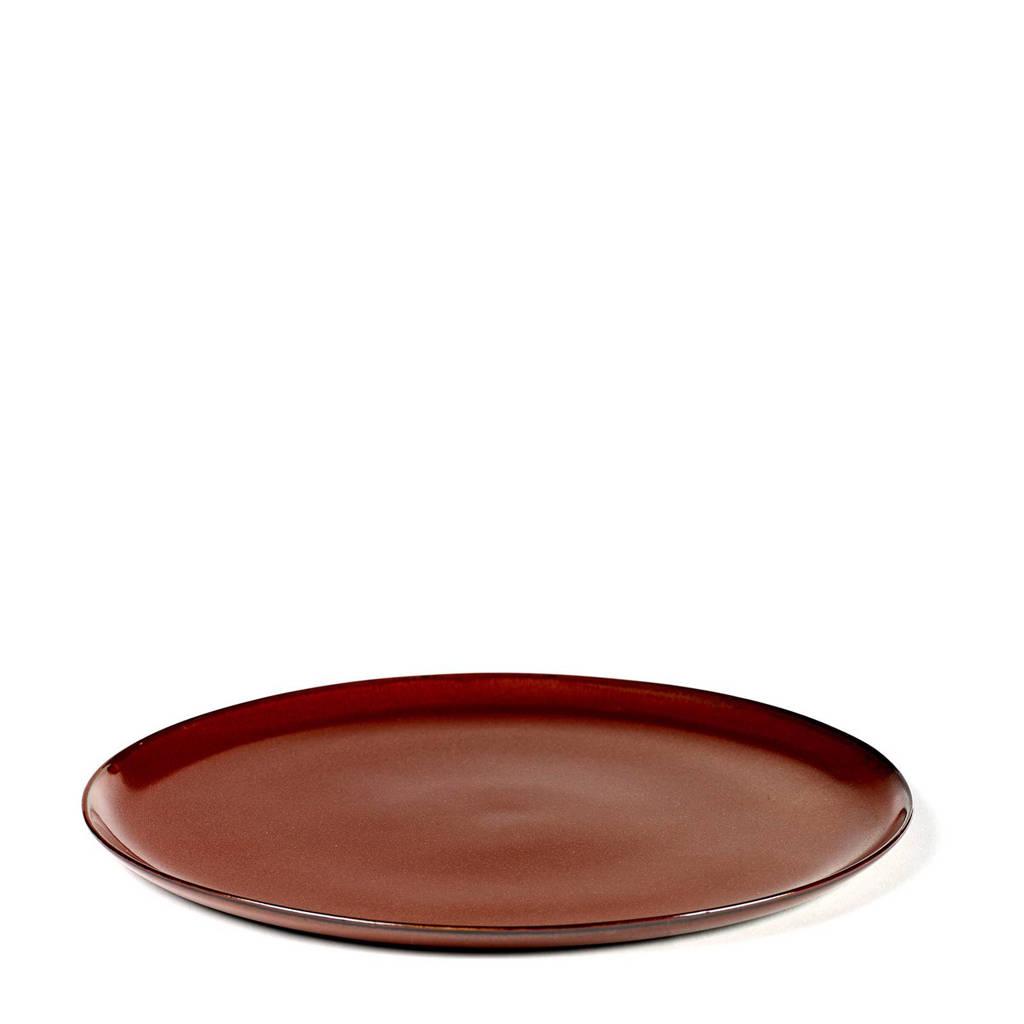 Serax Terres De Rêves ontbijtbord (Ø22 cm), Rust