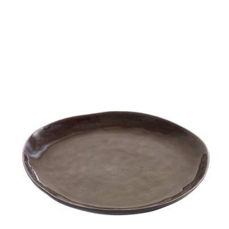 Pure dinerbord (Ø28 cm) (set van 2)