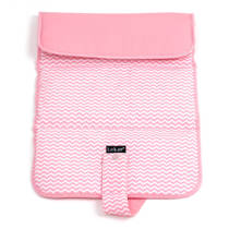 KipKep Napper verschoonmatje ziggy pink