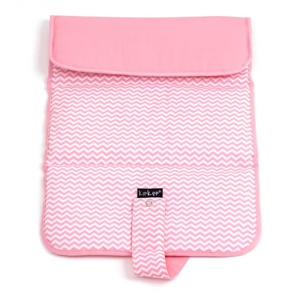 KipKep Napper verschoonmatje ziggy pink, Ziggy grey