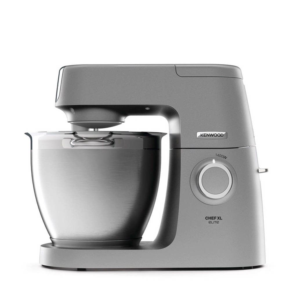 Kenwood KVL6300S keukenmachine, Lichtgrijs
