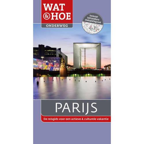Wat & Hoe onderweg: Parijs - Teresa Fisher, Mario Wyn-Jones, Adele Evans, e.a. kopen