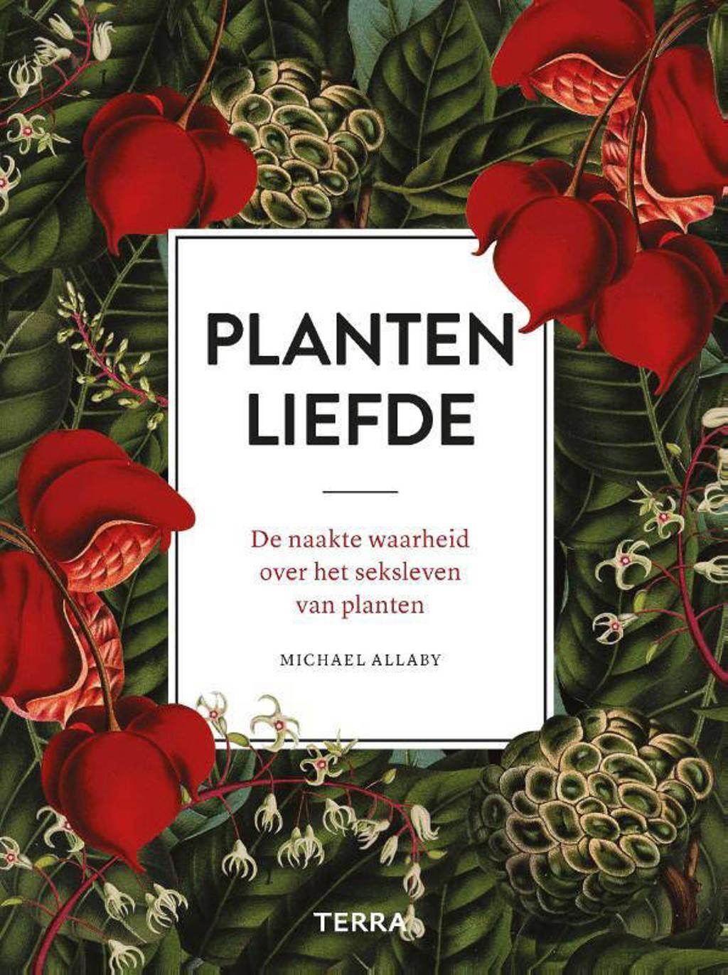 Plantenliefde - Michael Allaby