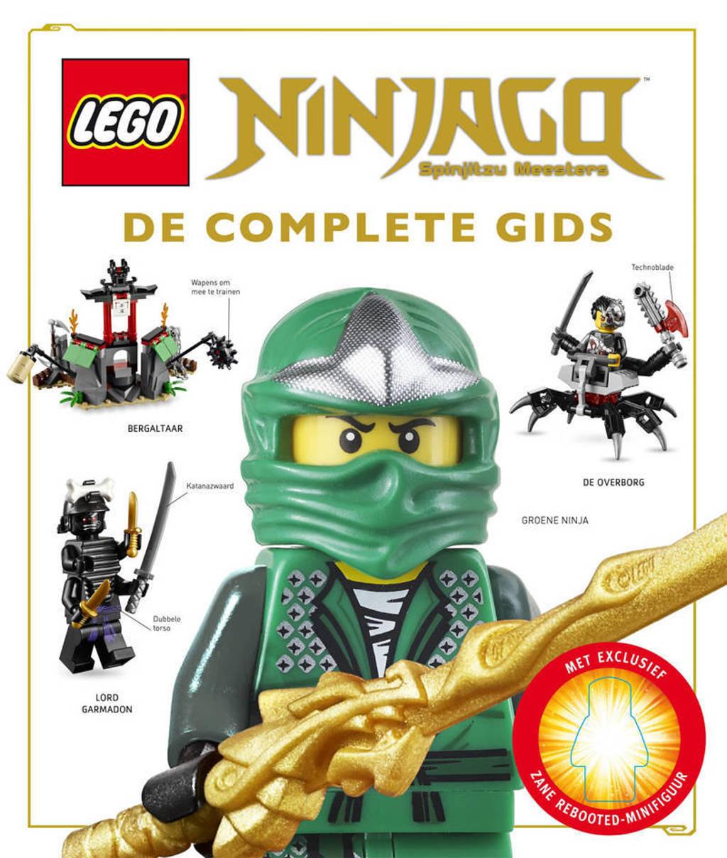 Lego Ninjago Spinjitzu meesters - Hannah Dolan