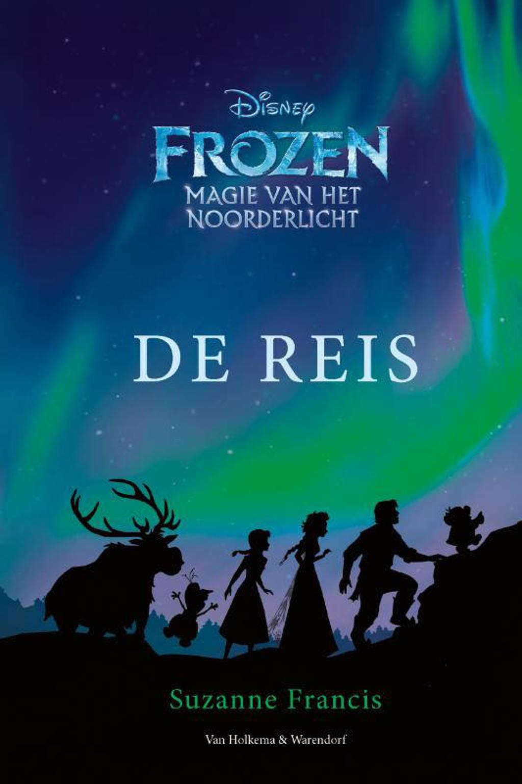 Disney Frozen: De reis - Suzanne Francis