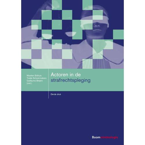 Factoren in de strafrechtspleging. Paperback