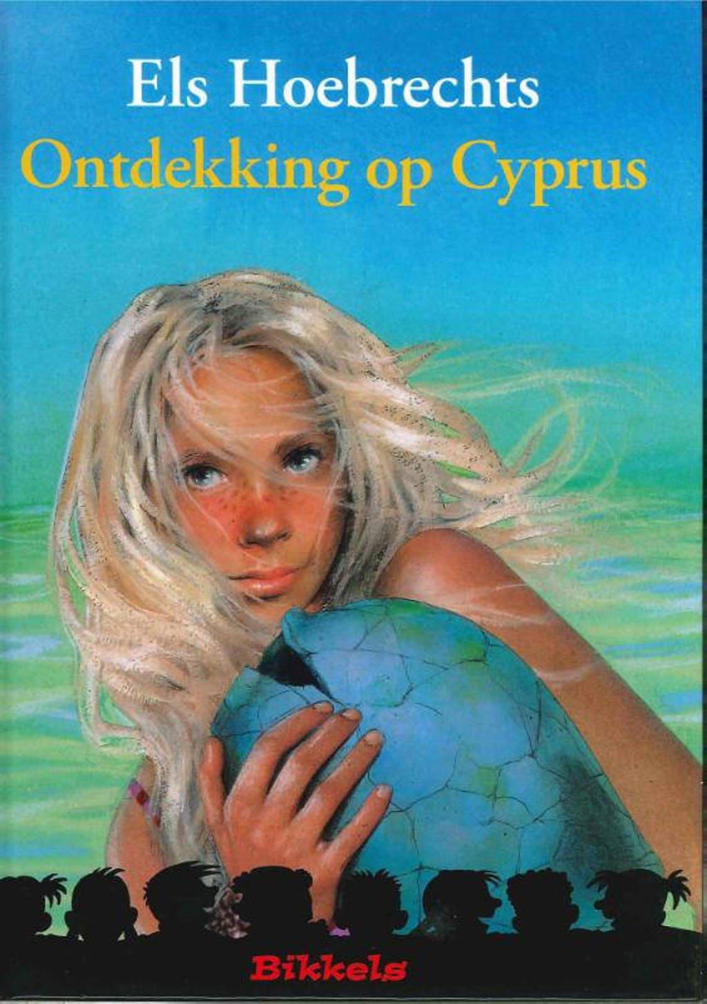 Ontdekking op Cyprus - Els Hoebrechts