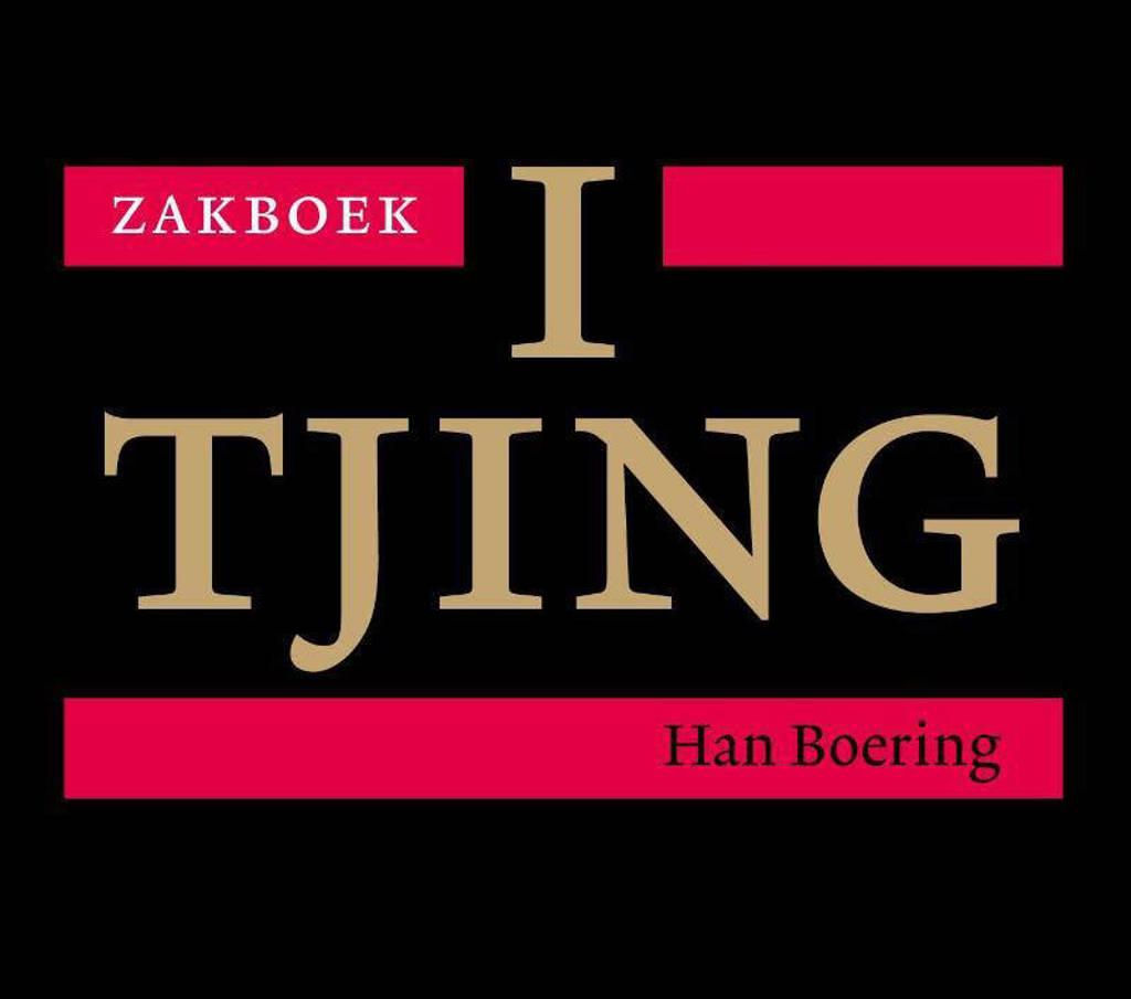 Zakboek I Tjing - Han Boering