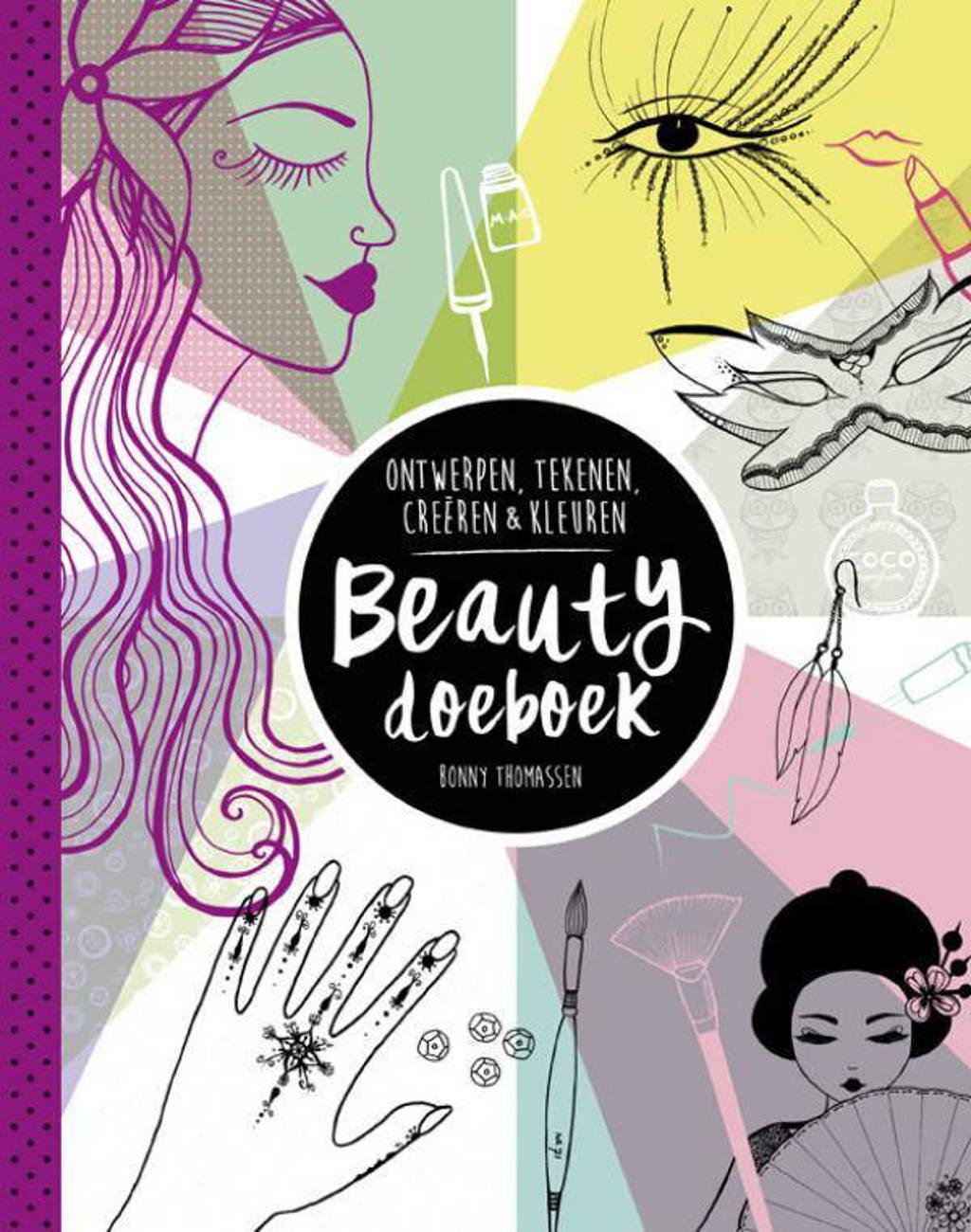 Beauty doeboek - Bonny Thomassen