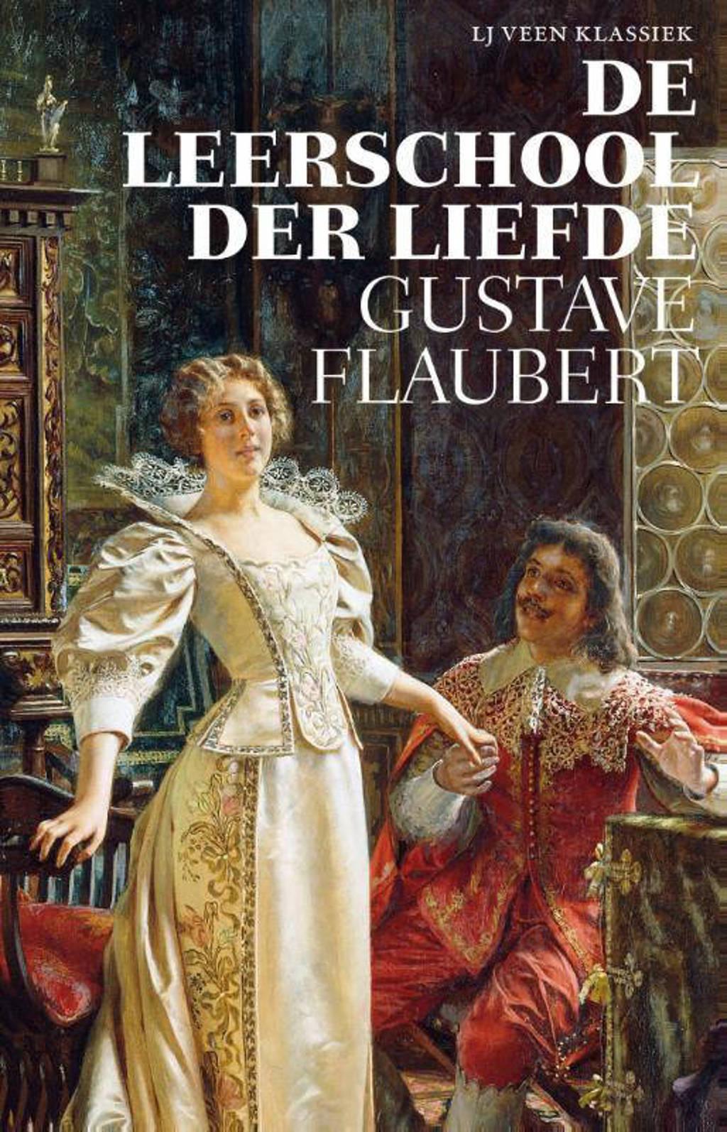LJ Veen Klassiek: De leerschool der liefde - Gustave Flaubert