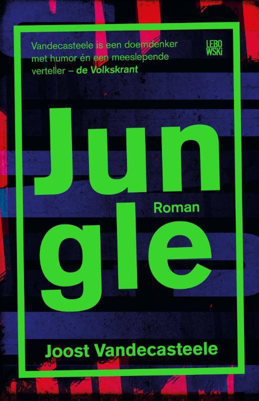 Jungle - Joost Vandecasteele