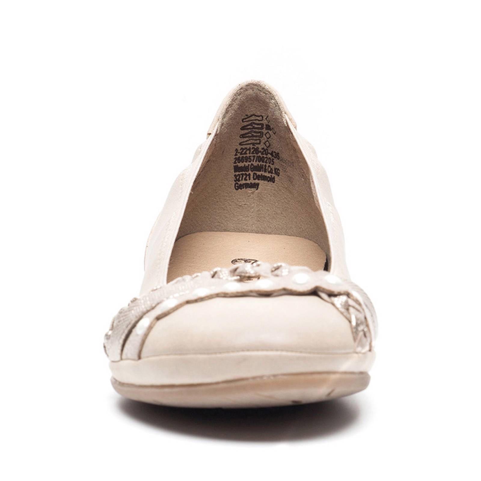 Scapino Nova ballerina's | wehkamp