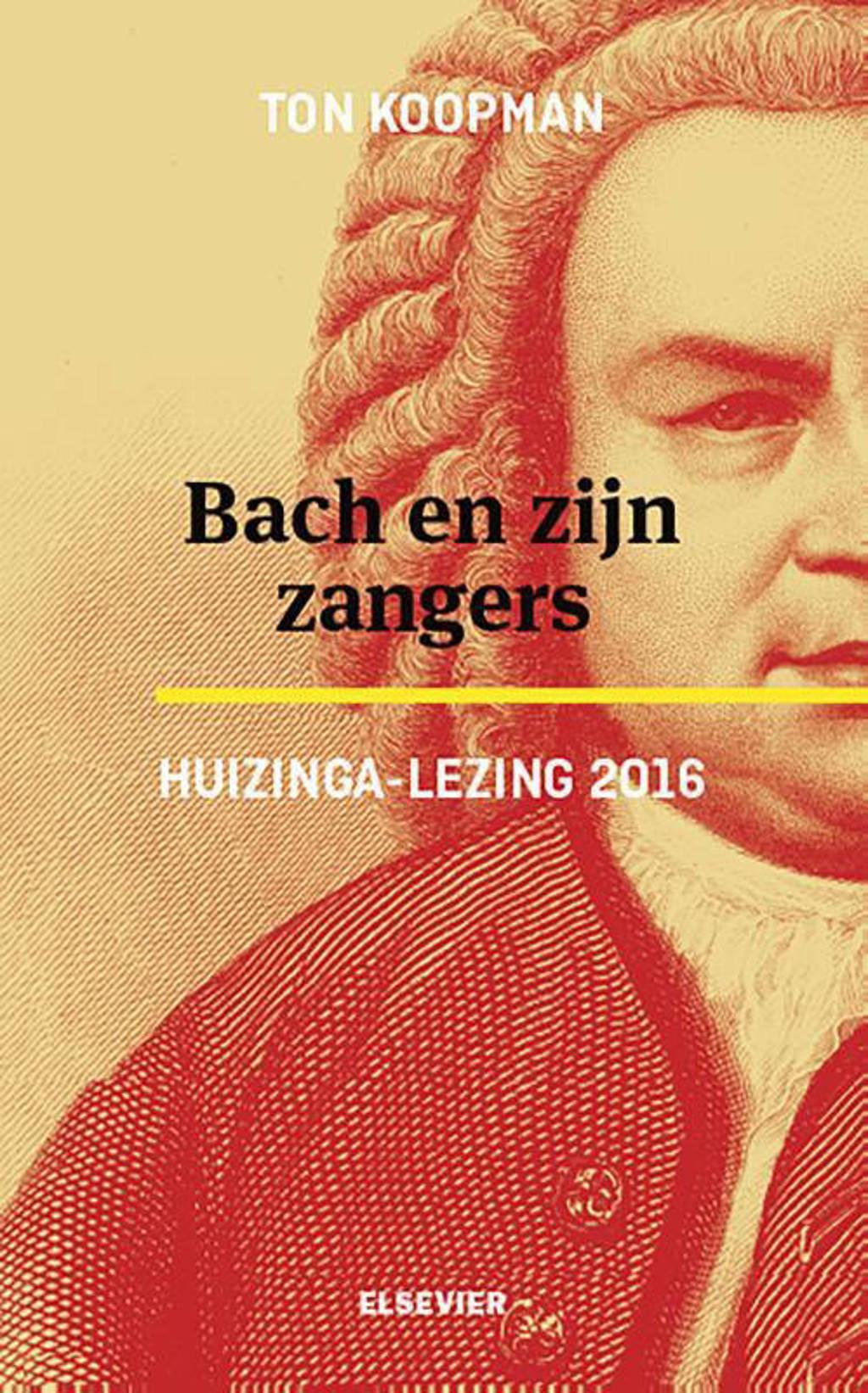 Bach en zijn zangers - Ton Koopman