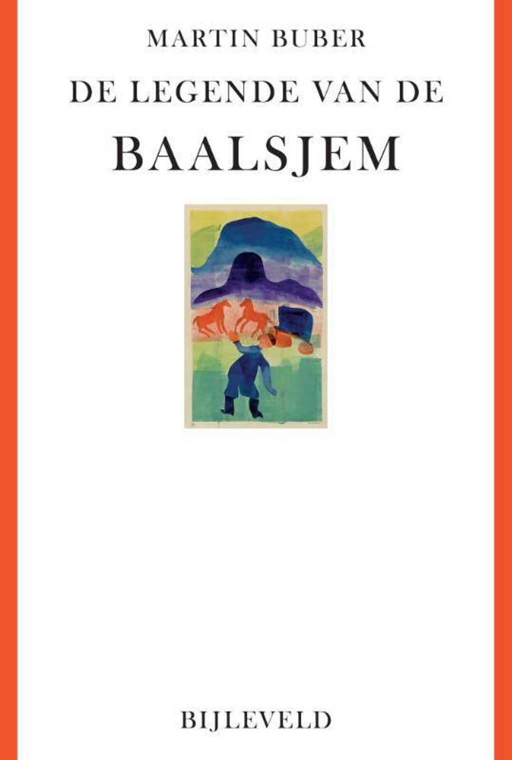 De legende van de Baalsjem - Martin Buber