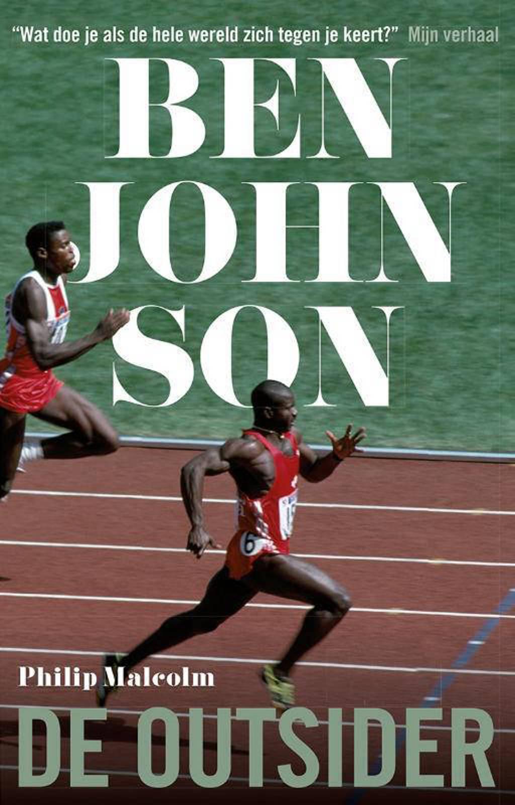 De Outsider - Ben Johnson en Philip Malcolm