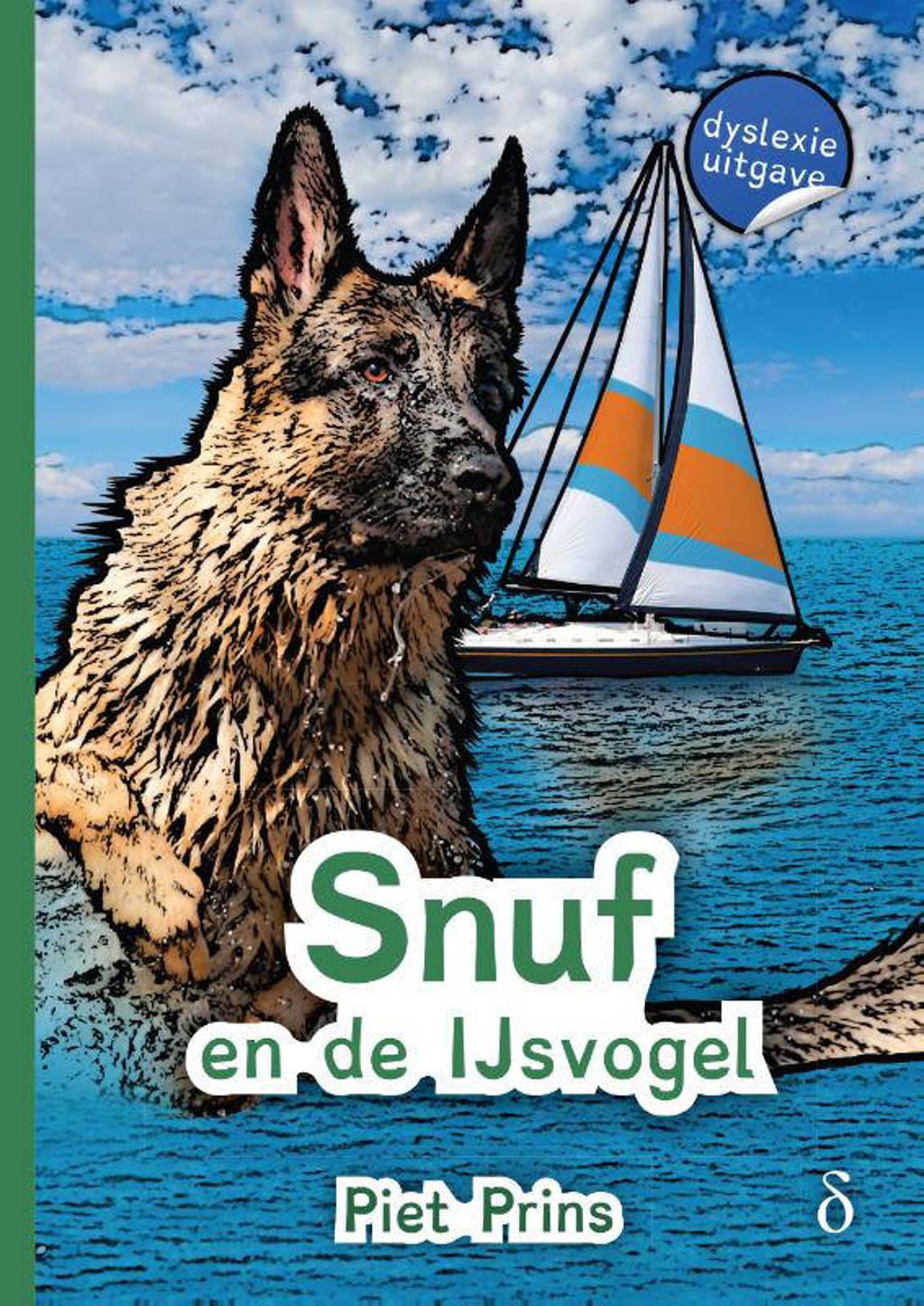 Snuf de hond: Snuf en de IJsvogel - Piet Prins