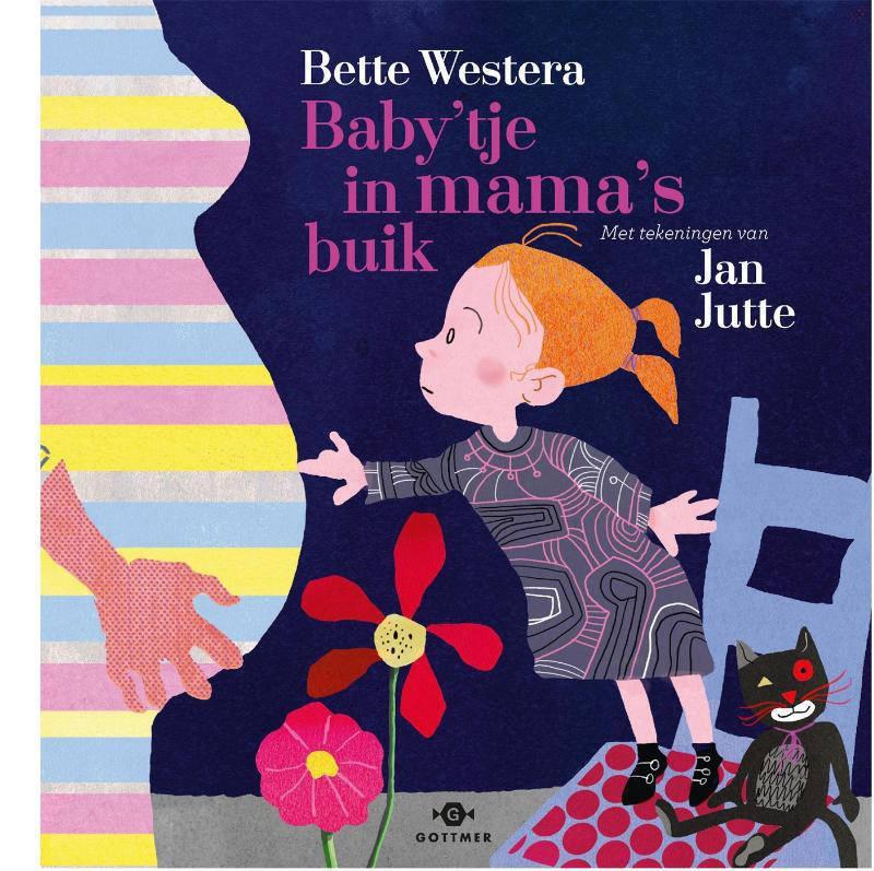 Baby'tje in mama's buik - Bette Westera