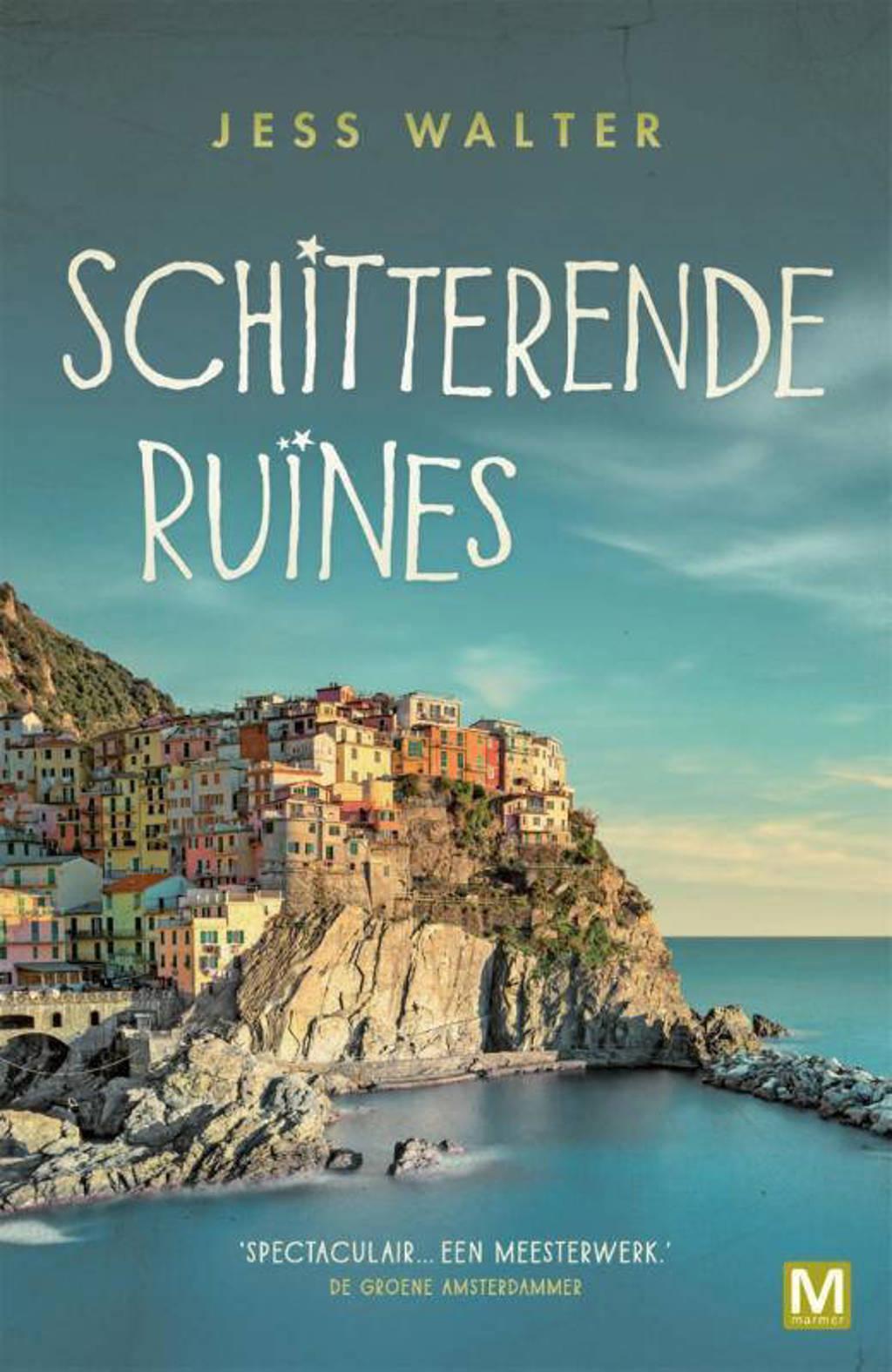 Pakket Schitterende ruines - Jess Walter