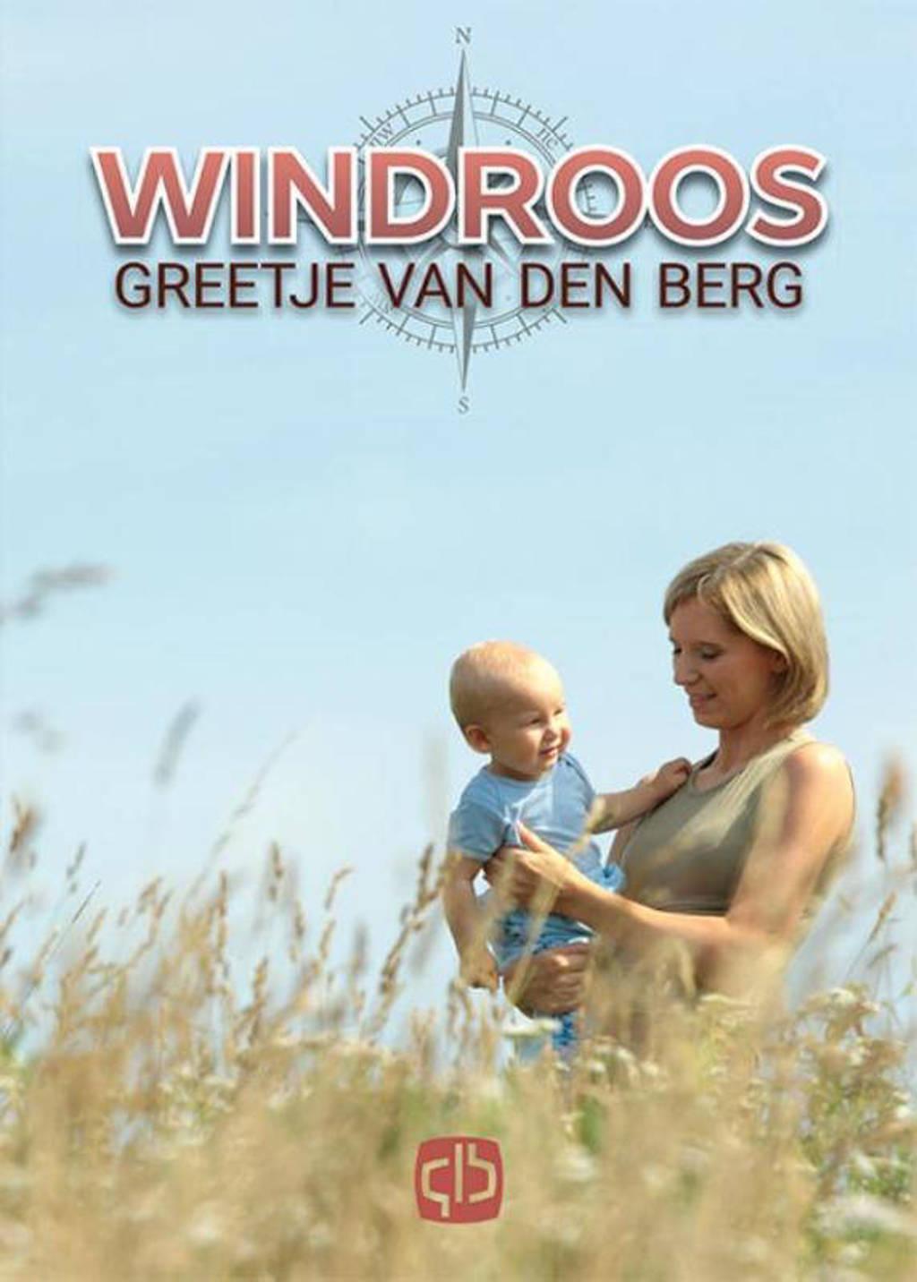 Windroos - Greetje van de Berg