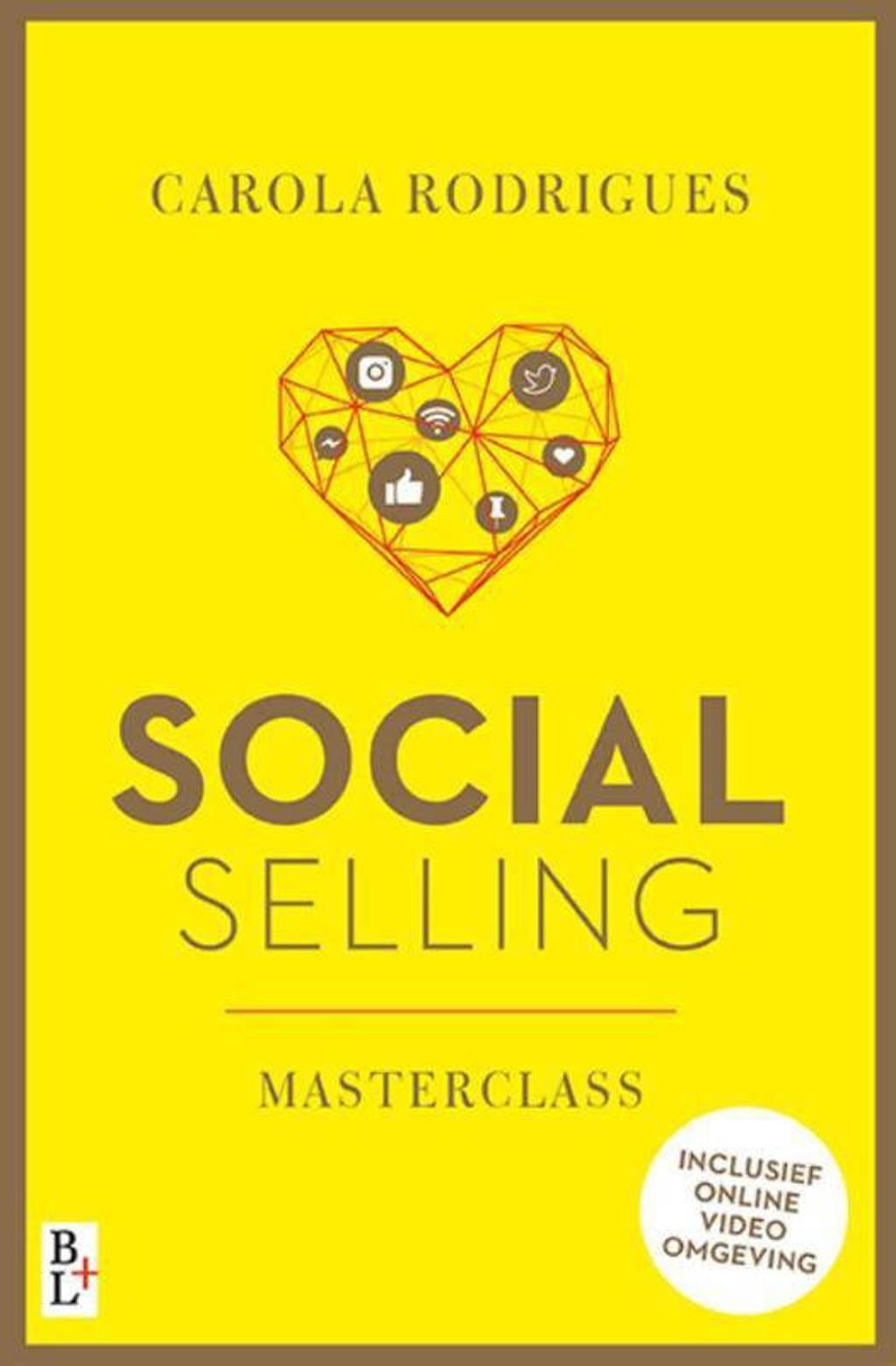 Social selling - Carola Rodrigues