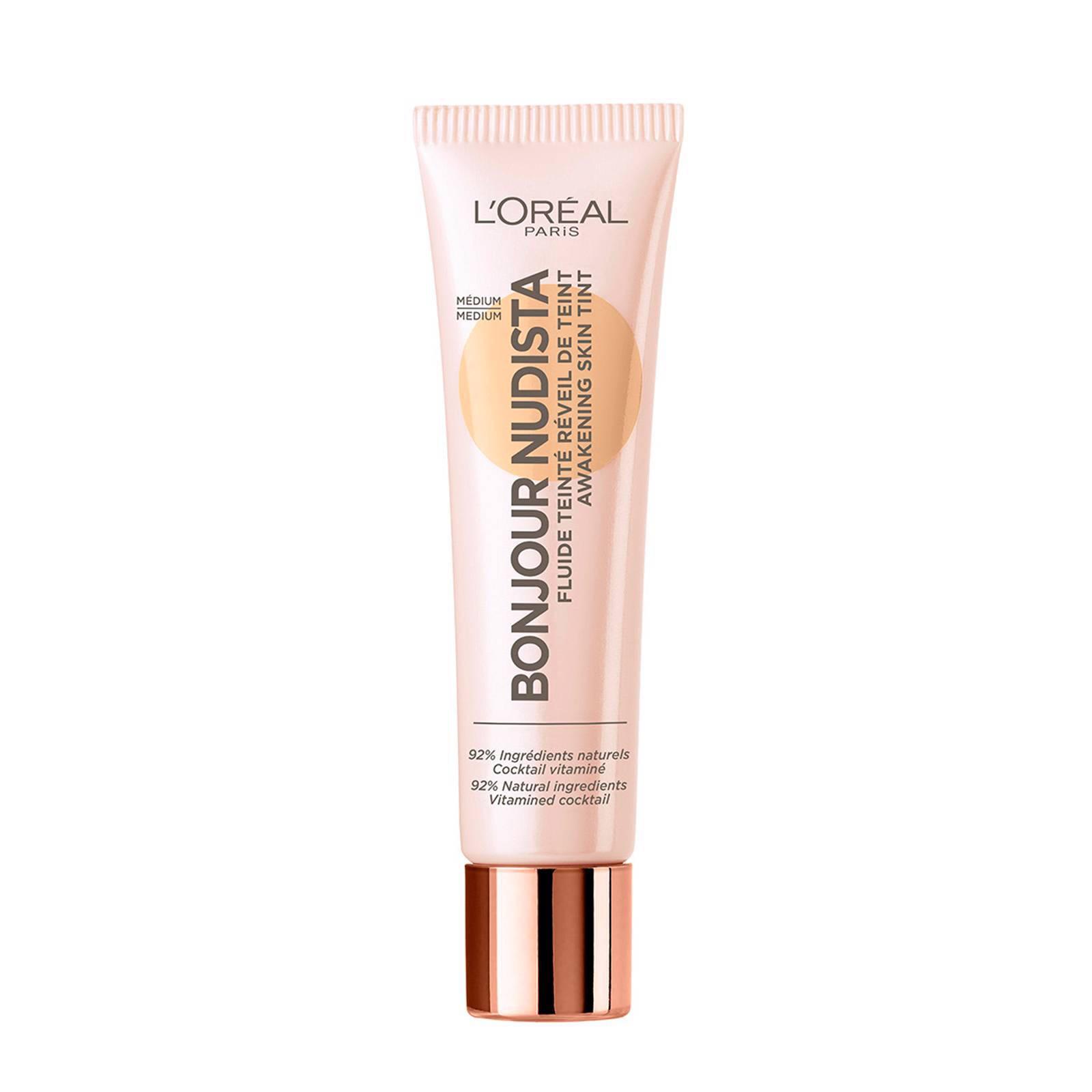 L'Oréal Paris BB Cream Tint Bonjour Nudista Medium