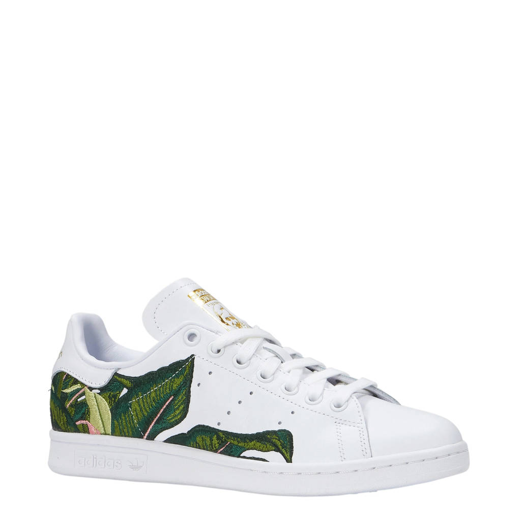 adidas originals  Stan Smith W sneakers, Wit/groen