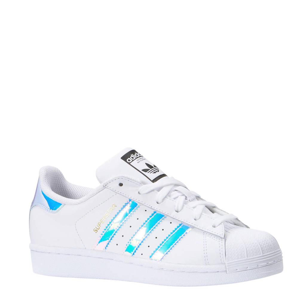 046033abf0c adidas originals Superstar sneakers wit | wehkamp