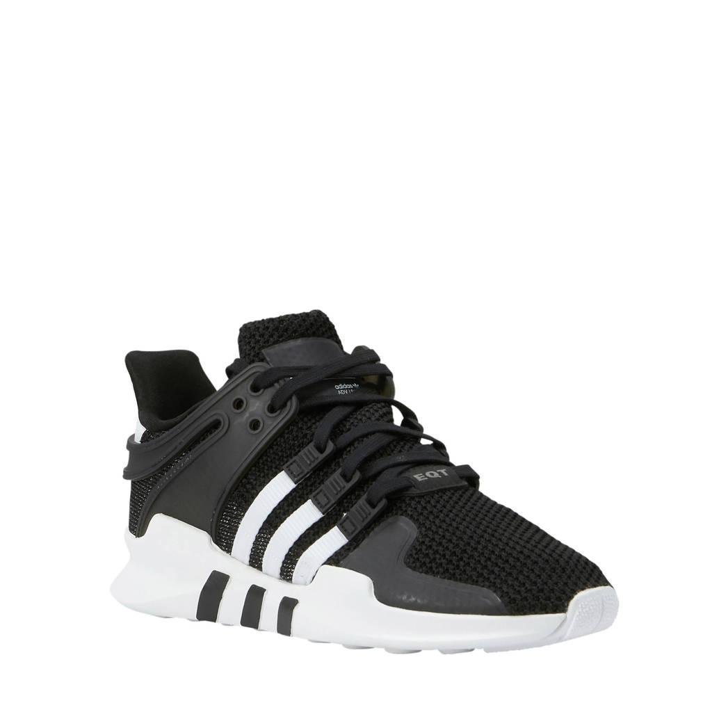 sale retailer a24c1 fc9a6 adidas originals EQT Support ADV sneakers zwart, Zwart
